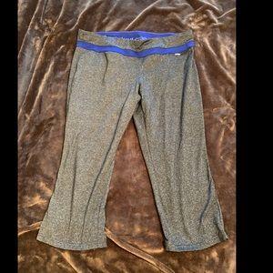 Aerie workout crop pant. Size XL